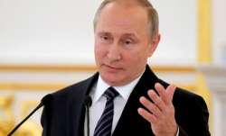 Russian presidential elections: Vladimir Putin storms to