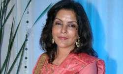 File photo of veteran Bollywood actor Zeenat Aman.