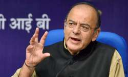 Finance Minister Arun Jaitley - File Photo