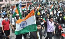 Jammu lawyers had staged a protest against state SIT's