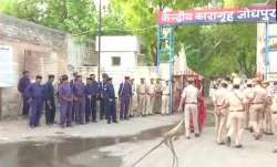 Security tightened outside two ashrams of Asaram in