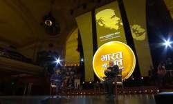 PM Modi during Bharat Ki Baat Sabke Saath event in London.
