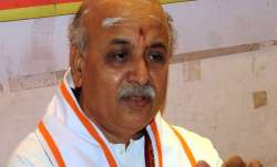 Former VHP leader Pravin Togadia (File Photo)