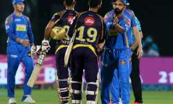 Kolkata Knight Riders delivered a professional performance