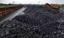 Coal stock