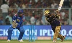 IPL Live Score, KKR vs RR, IPL 2018 Eliminator: Dinesh