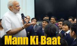 PM Modi to address the nation through 'Mann ki Baat' today