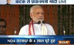 PM Modi in Cuttack