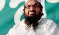 Jamaat-ud-Dawa chief Hafiz Saeed (File Photo)