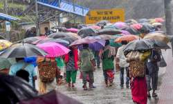 In Assam, 4.5 lakh people have been affected in the deluge