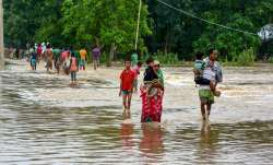 At least 9,250 people have been evacuated by the state and