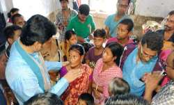 Deb, who visited the worst-affected Kailashahar and