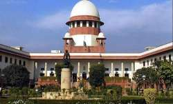 The Supreme Court o Friday reserved its order on a plea by