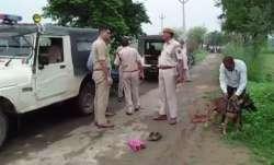 Akbar Khan, a resident of Kolgaon in Haryana, was spotted