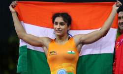 Vinesh Phogat to be recommended for Khel Ratna by Wrestling Federation of India