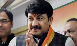 Supreme Court lashes out at Delhi BJP chief Manoj Tiwari