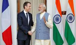 French President Emmanuel Macron and Prime Minister