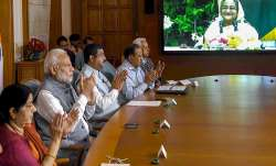 Prime Minister Narendra Modi and Prime Minister of