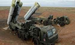 S-400 Triumf missiles.