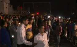 Punjab train accident: The incident happened when a train