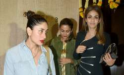 Bollywood diva Kareena Kapoor Khan stepped out with her