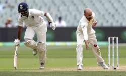 Live Cricket Score, India vs Australia, 1st Test Match, Day