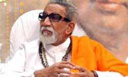 Shiv Sena founder, the late Bal Thackeray