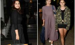 It was yet another day of delightful Bollywood celebs