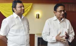 Aircel-Maxis case: Protection from arrest to Chidambaram,