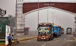 How Pakistani traders use California almonds in cross-LOC