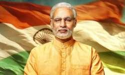 Poster of PM Modi biopic