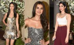 Renowned fashion designer Manish Malhotra hosted a dinner