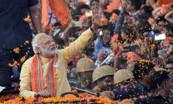 PM Modi to hold Varanasi road show on Thursday, file