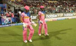 KKR vs RR, Live IPL Score from Eden Gardens: Rahane, Samson