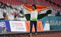 Neeraj Chopra qualifies for 2020 Tokyo Olympics