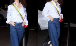 Kangana Ranaut is still basking in the success of her