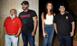 India's Most Wanted Special Screening: Tara Sutaria, Arjun