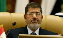 Former President of Egypt, Mohamed Morsi