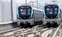 Blue Line-Aqua Line interchange walkway to be inaugurated