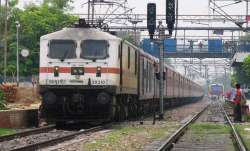 Rajdhani Express trains reach destination after 12