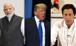 'Moderate rhetoric': Donald Trump tells Imran Khan after