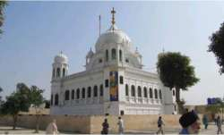 Kartarpur Shrine