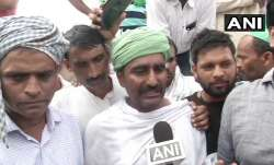UP farmers end protest after govt assurance, say 'just an