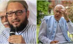 AIMIM chiefAsaduddin Owaisi and former chief minister of