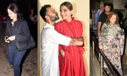From Sonam Kapoor and Anand Ahuja's endearing moments at