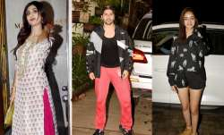 Check out latest pictures of Bollywood celebrities from