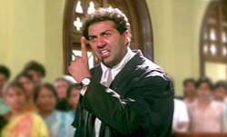 """Govind and Sunny Deol's """"taareekh par taareekh"""" stole the"""