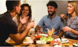 Want to lose weight? Try dining alone, says a study