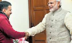 Kejriwal thanks PM Modi for Cabinet decision on