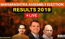 Maharashtra Assembly Election Results 2019 LIVE: Counting